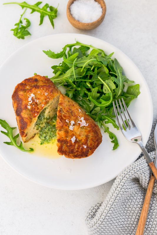 Chicken Mince Kiev